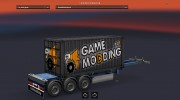 Mod GameModding trailer by Vexillum v.2.0 для Euro Truck Simulator 2 миниатюра 7