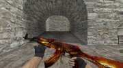 AK-47 Lycanthrope for Counter Strike 1.6 miniature 1