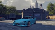Nissan Silvia S15 v1.0 (with spoiler) for Mafia II miniature 7