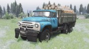 ЗиЛ 130 6x6 for Spintires 2014 miniature 1