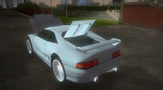 Toyota MR2 MKII for GTA Vice City miniature 6
