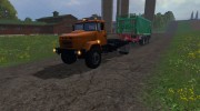 КрАЗ 5133 for Farming Simulator 2015 miniature 9