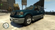 2006 Ford Expedition EL for GTA 4 miniature 1