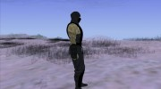 Noob Saibot Mortal Kombat for GTA San Andreas miniature 3