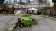Deutz Harvester for GTA San Andreas miniature 2