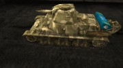 PzKpfw 38H735 (f) DeathRoller for World Of Tanks miniature 2