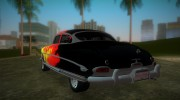 Hudson Hornet Coupe Cuban for GTA Vice City miniature 4