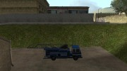 Paintable in the two of the colours of the FireLA by Vexillum для GTA San Andreas миниатюра 11