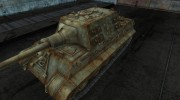 Шкурка для JagdTiger для World Of Tanks миниатюра 1