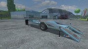 Lowloader Trailer for Farming Simulator 2013 miniature 3