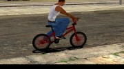 BMX Enhance for GTA San Andreas miniature 4