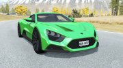 Zenvo ST1 2009 for BeamNG.Drive miniature 1