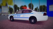 Chevrolet Impala Liberty City Police Department for GTA 3 miniature 3