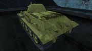 Т-34 - Sunabouzu (он же Desert Punk) for World Of Tanks miniature 3