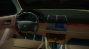 BMW X5 for GTA Vice City miniature 5