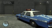 Chevrolet Impala NYC Police 1984 for GTA 4 miniature 14