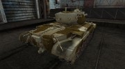 Шкурка для M46 Patton №18 for World Of Tanks miniature 4