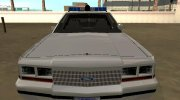 Ford LTD Crown Victoria 1991 Mississippi State Trooper for GTA San Andreas miniature 8