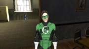 Green Lantern for GTA San Andreas miniature 1