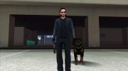 John Wick - Payday 2 for GTA San Andreas miniature 5