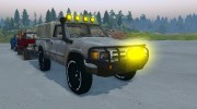 Toyota Hilux for Spintires 2014 miniature 2