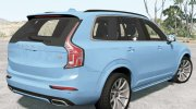 Volvo XC90 T8 R-Design 2016 for BeamNG.Drive miniature 2