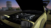 Toyota Celica Supra 1984 for GTA Vice City miniature 6