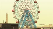 GTA IV Ferris Wheel Liberty Eye  миниатюра 2