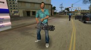 Mini-Gun from Saints Row 2 для GTA Vice City миниатюра 2