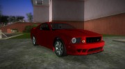 Saleen S281 2007 for GTA Vice City miniature 2