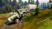 КамАЗ 5410 for Spintires 2014 miniature 11