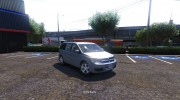 Dodge Grand Caravan SXT 2008 for GTA 5 miniature 9