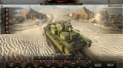 Пустынный ангар World of Tanks for World Of Tanks miniature 1