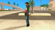 Jeffrey Manning V1 for GTA San Andreas miniature 2