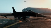 F-16A Block 15 Configuration (Lazer Replace) for GTA 5 miniature 1