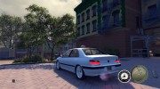 Peugeot 406 Taxi for Mafia II miniature 13