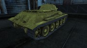 Т-34 - Sunabouzu (он же Desert Punk) for World Of Tanks miniature 4