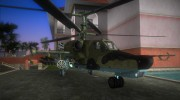 KA-50 Blackenning Shark for GTA Vice City miniature 2