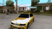 BMW M5 e39 for GTA San Andreas miniature 1