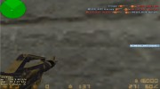 M4A1-S Golden Coil for Counter Strike 1.6 miniature 2