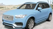 Volvo XC90 T8 R-Design 2016 for BeamNG.Drive miniature 1