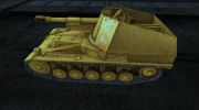 Wespe Gesar 1 for World Of Tanks miniature 2