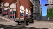 Chevrolet Silverado 5th Wheel Hitch 1994 для GTA San Andreas миниатюра 4