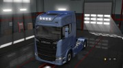 Scania S - R New Tuning Accessories (SCS) for Euro Truck Simulator 2 miniature 11