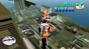 Ghost Rider Mod for GTA Vice City miniature 1