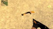 Black/Wooden M3 Shotty для Counter-Strike Source миниатюра 4