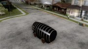 Beer Barrel Truck for GTA San Andreas miniature 3