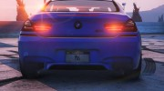 2013 BMW M6 Coupe for GTA 5 miniature 8