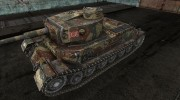 Шкурка для Pz. VI Tiger (P) for World Of Tanks miniature 1