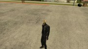 Ghost Ryder Skin for GTA San Andreas miniature 3
